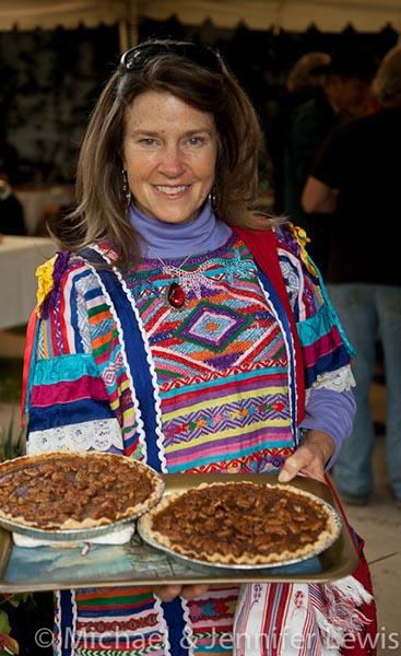 Thanksgiving in San Cristóbal, Chiapas, photo © Michael S. Lewis