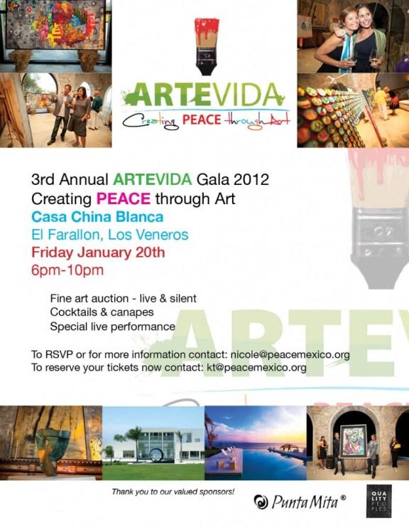 3rd Annual ArteVida