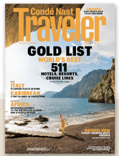 Condé Nast Traveler 2012 Gold List Mexico