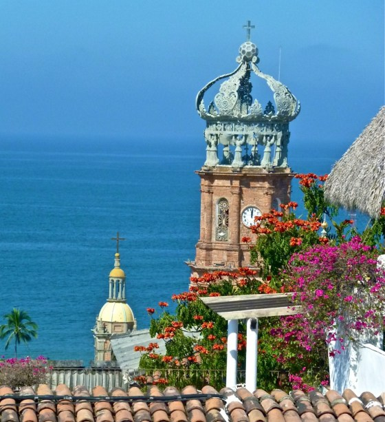 Iconic Church, Our Lady of Guadalupe, Puerto Vallarta