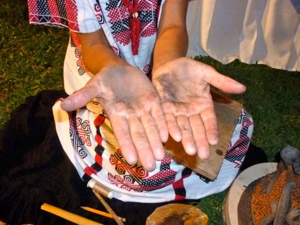 Oaxaca hands