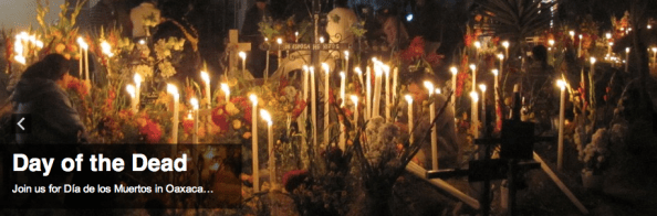 Day of of the Dead Tour; photo courtesy of Discover Oaxaca Tours