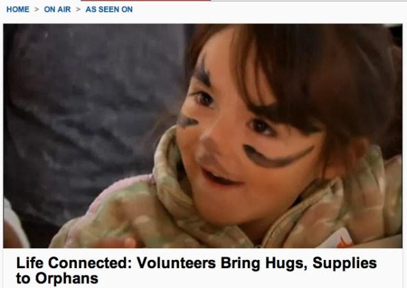 Corazon de Vida Foundation Featured on NBC Los Angeles Life Connected