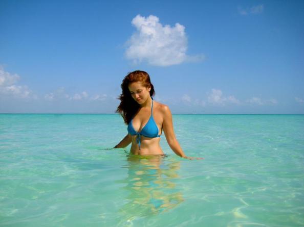 Cancun visitor