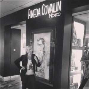 Susie Albin-Najera and Pineda Covalin (Mexico)
