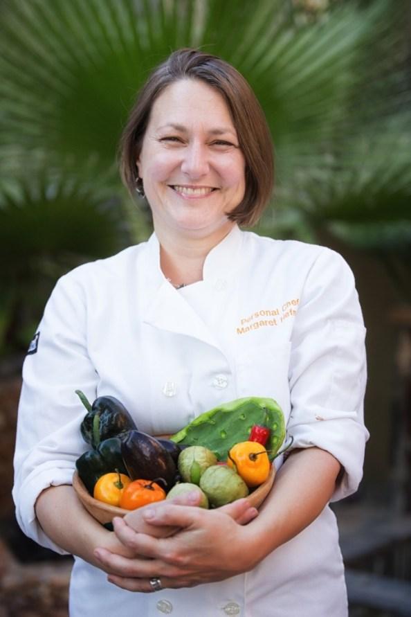 Frutas y Verduras author Margret Hefner
