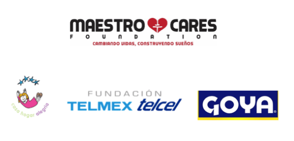 Maestro Cares and Casa Hogar Alegria