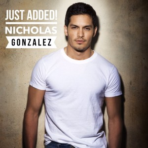 Actor Nicholas Gonzalez joins celebrity roster for Corazon de Vida's First Annual Charity Golf Tournament