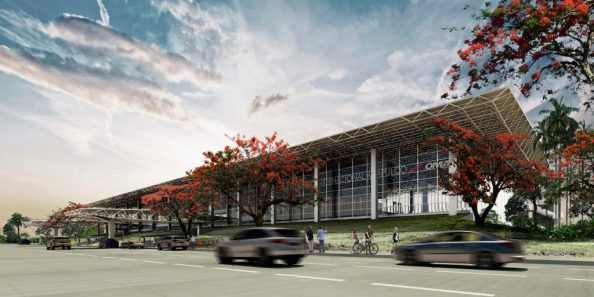 New airport terminal in Acapulco