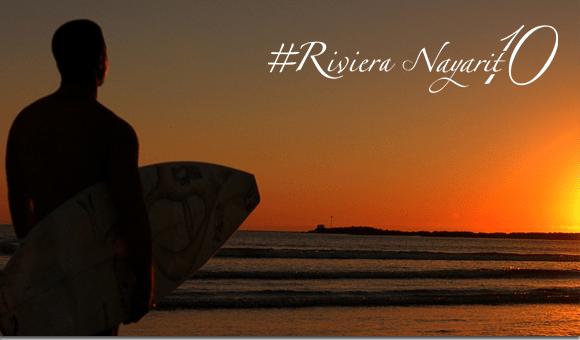 Top 10 Surfing Beaches in Riviera Nayarit