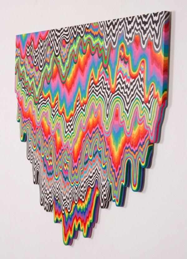 Kaleidoscopic Treasures Of Miami Famed Native Artist