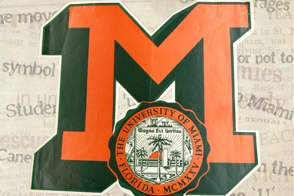 History reveals iconic U logos meaning  The Miami Hurricane