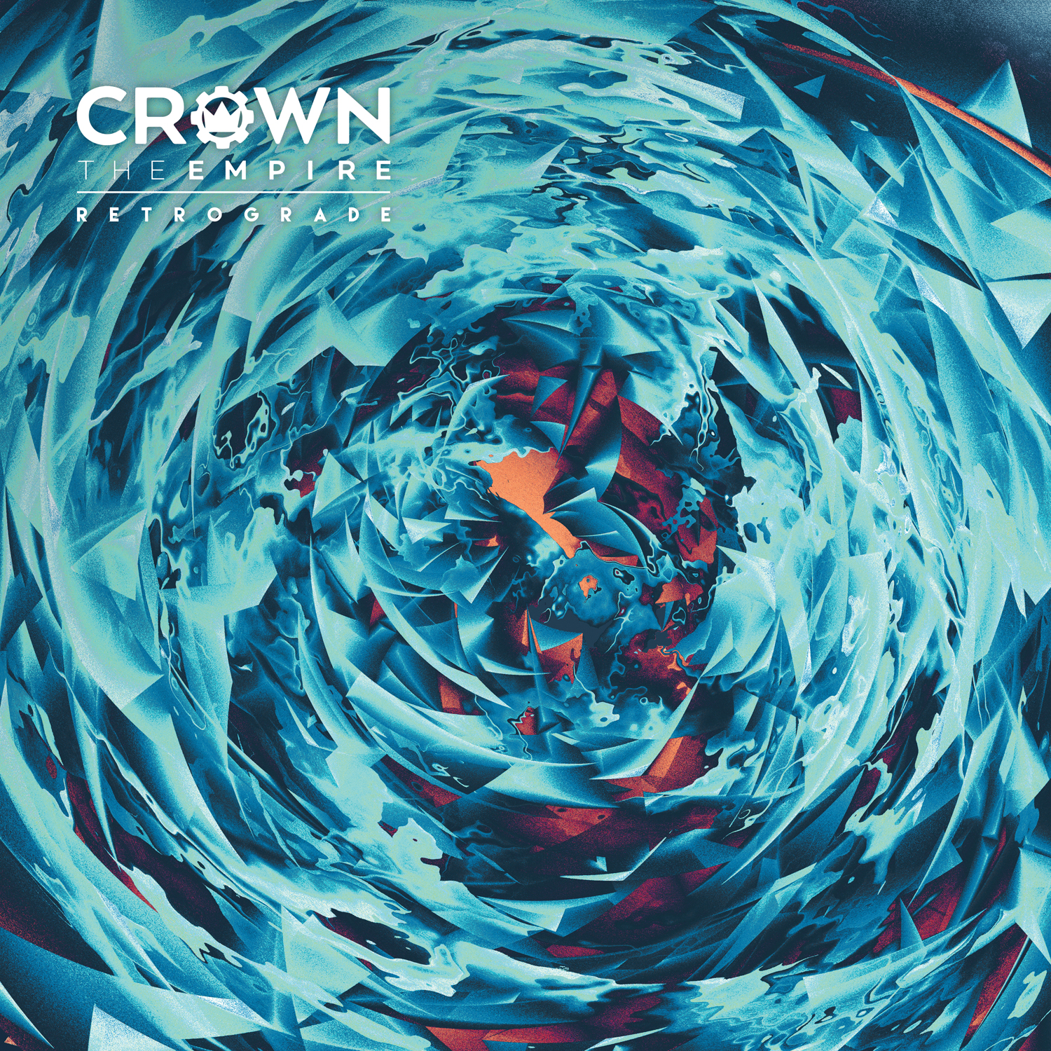 Crown the Empires Retrograde features spacethemed