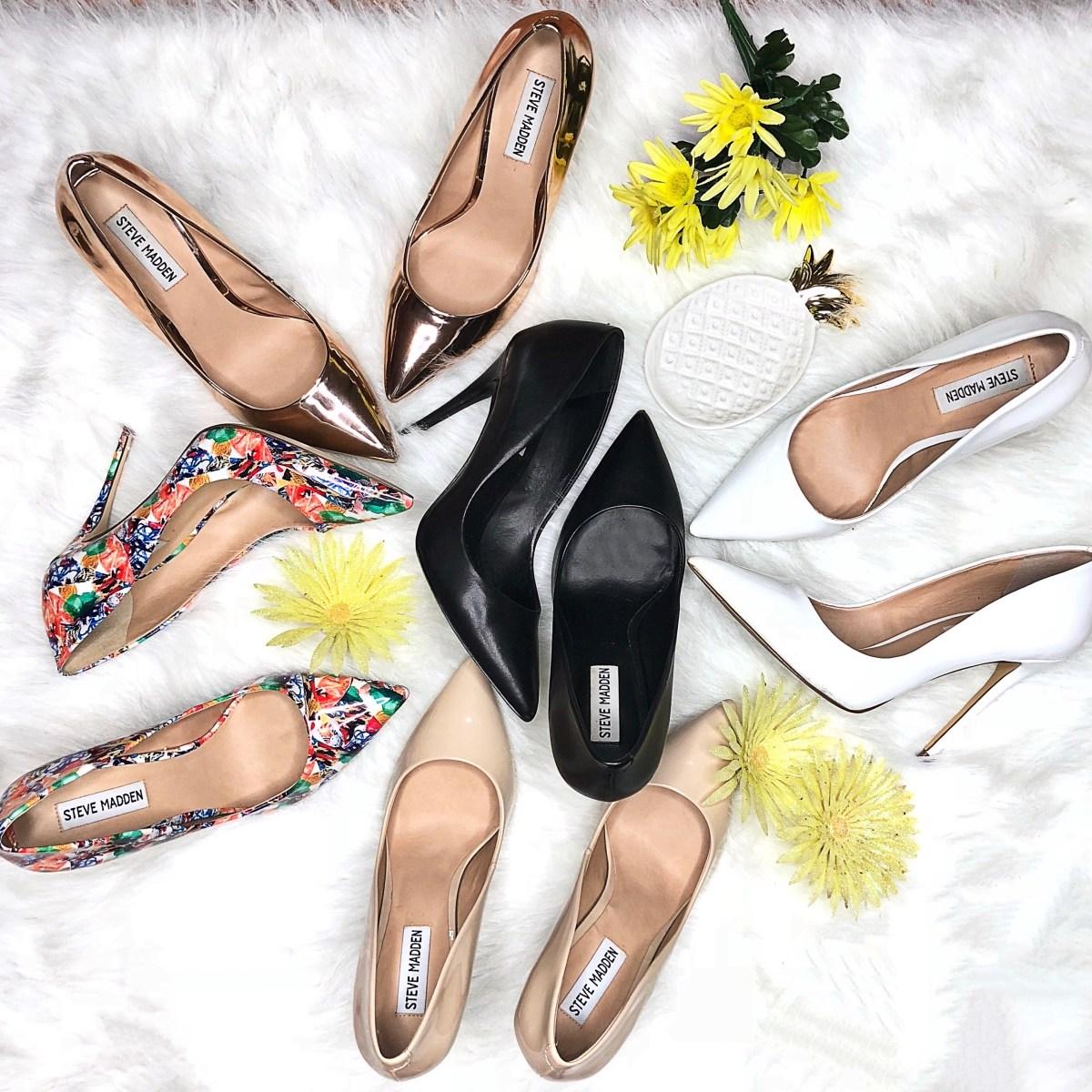 48e8b48f6c7 Steve Madden Daisies Fashion Themichellewest Blog