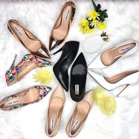 9bd95578004 Steve Madden Daisies Fashion Themichellewest Blog