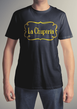 Chuperia Male Collectible T-Shirt