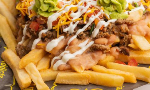 La Chuperia - The Miche Spot - Menu Chuper Fries