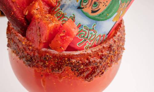 La Chuperia - The Miche Spot - Menu Chuper Watermelon Michelada