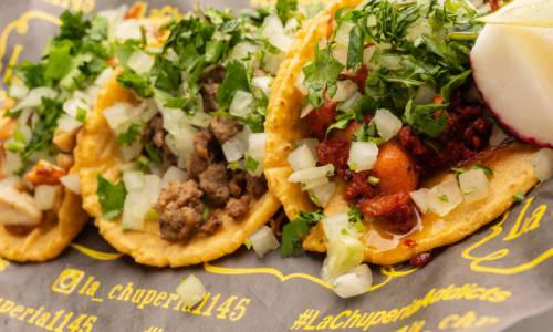 La Chuperia - The Miche Spot - Menu Tacos