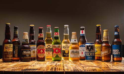 La Chuperia - Beer Selection