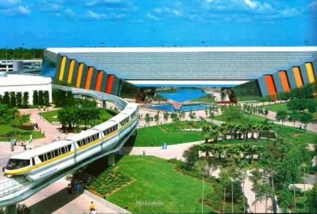 1982 Universe of Energy Pavilion. Courtesy of Mickey Wiki.