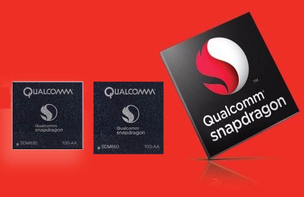 Snapdragon 630 and 660 Chips