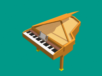 Blocks piano