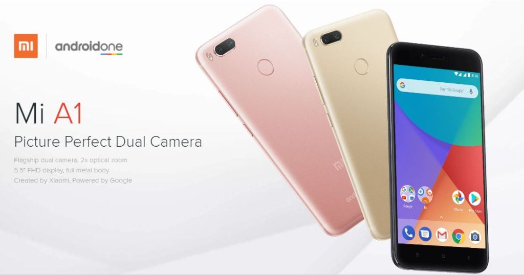 Xiaomi Mi A1 - Android One