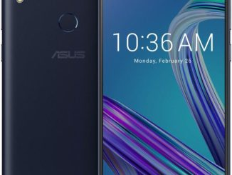 Asus zenfone Smartphone with dual camera