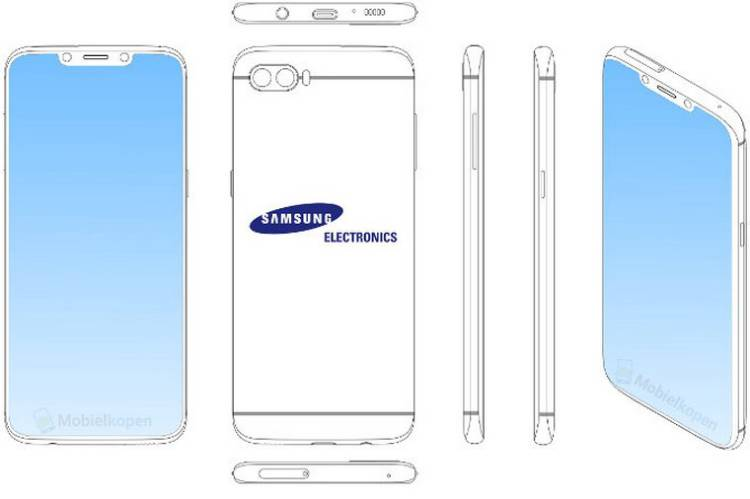 Samsung Has Received Permission to Release Clones of the Iphone X