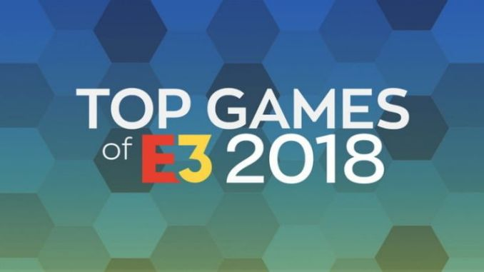 Top games of E3 2018