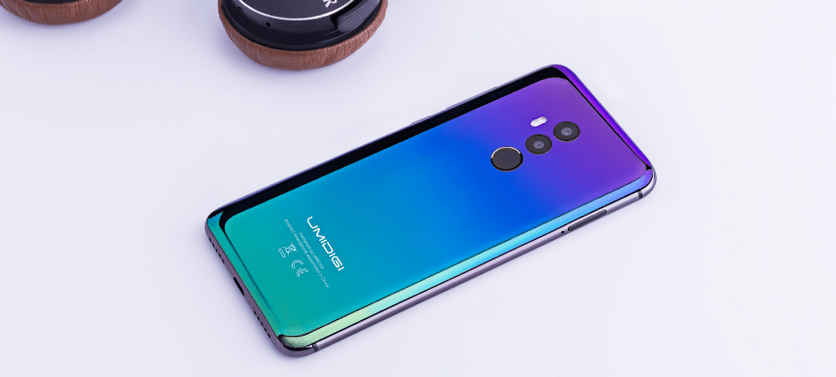 UMIDIGI Z2 colour