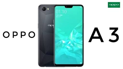 Oppo A3s Smartphone just launched