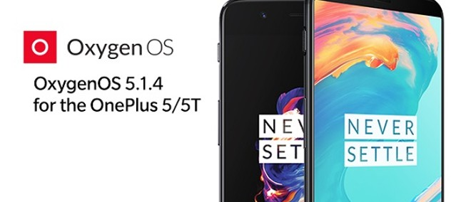Oneplus 5 and oneplus 5T Oxygen OS 5