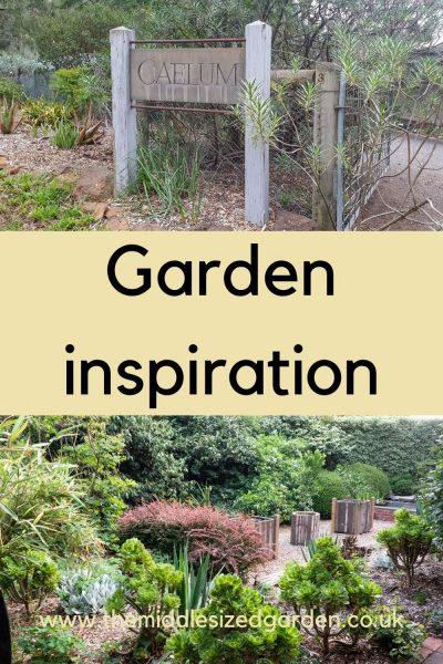 Caelum garden tour