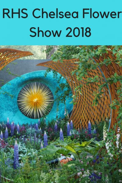 New trends from the 2018 RHS Chelsea Flower Show #gardening