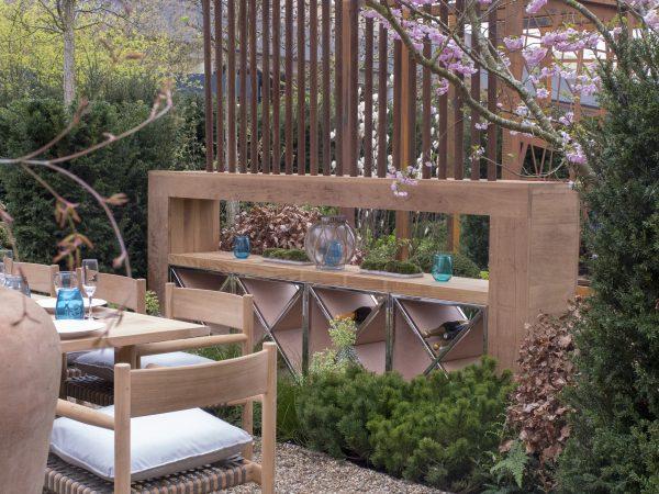 Kate Gould Garden for the Ascot Garden Show