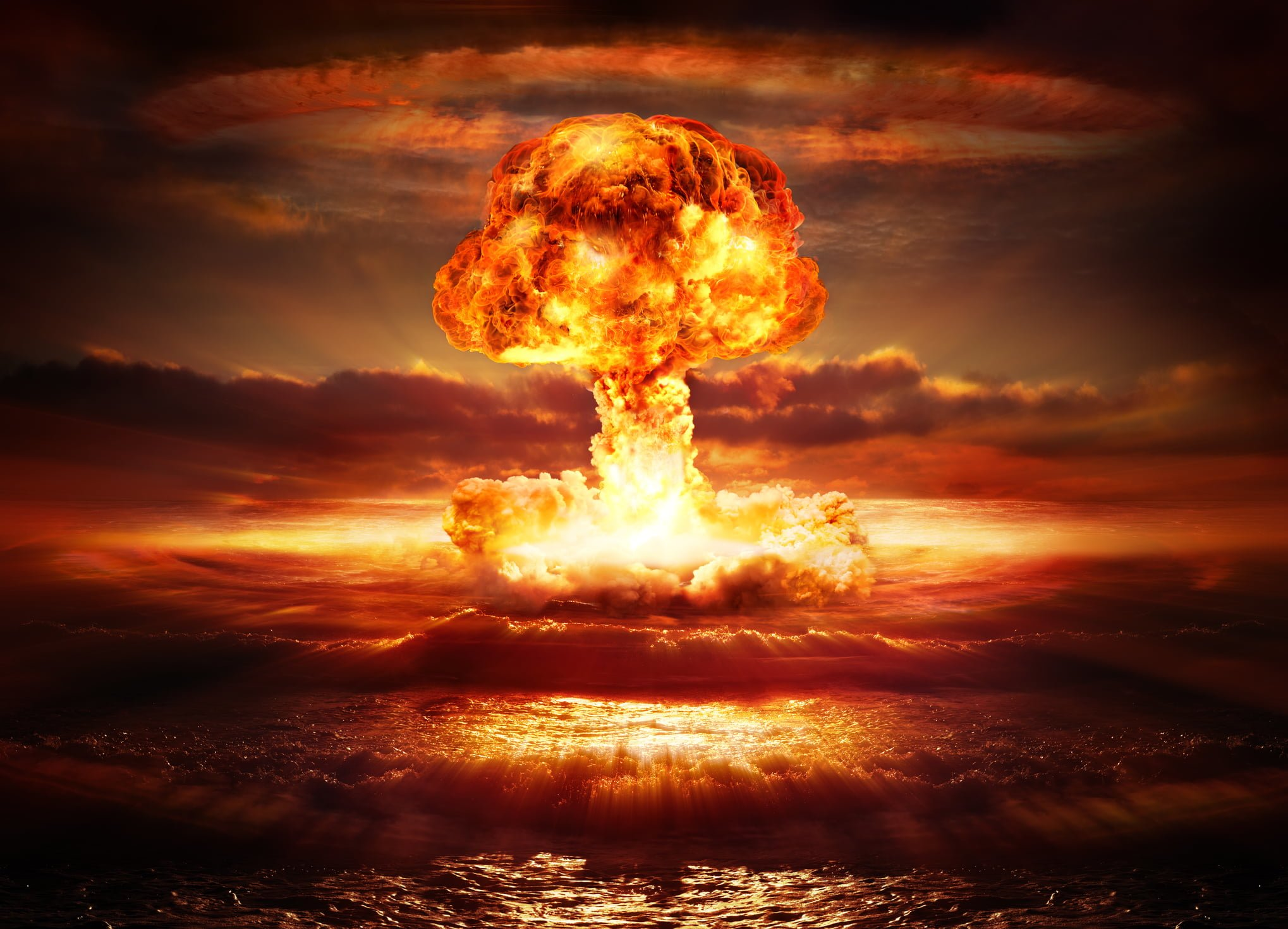 In Support of Iran Deal 29 Top Nuclear Scientists Say Death by Nuke Relatively Painless  The