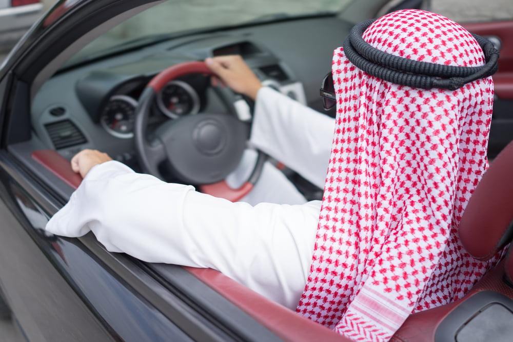 Saudi Man Assumes Bad Driver In Car Ahead Must Be Woman