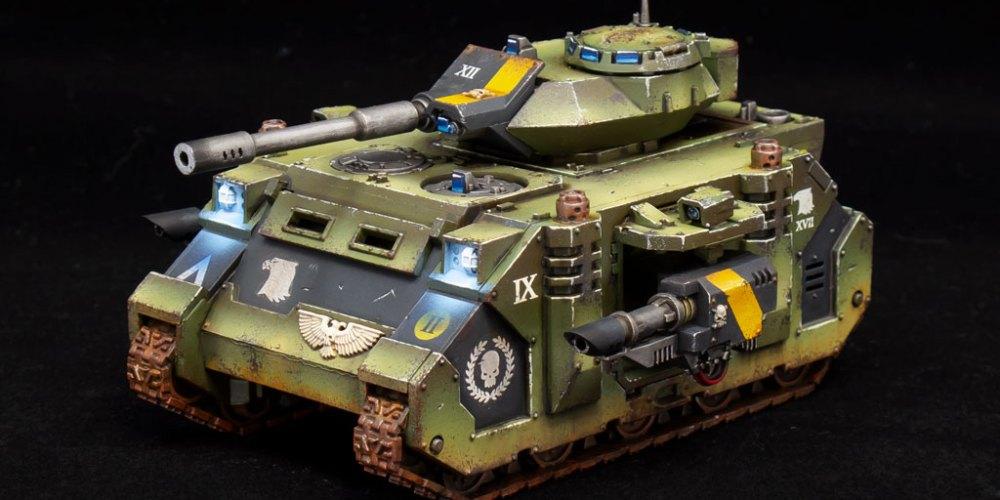 Raptors Predator Tank