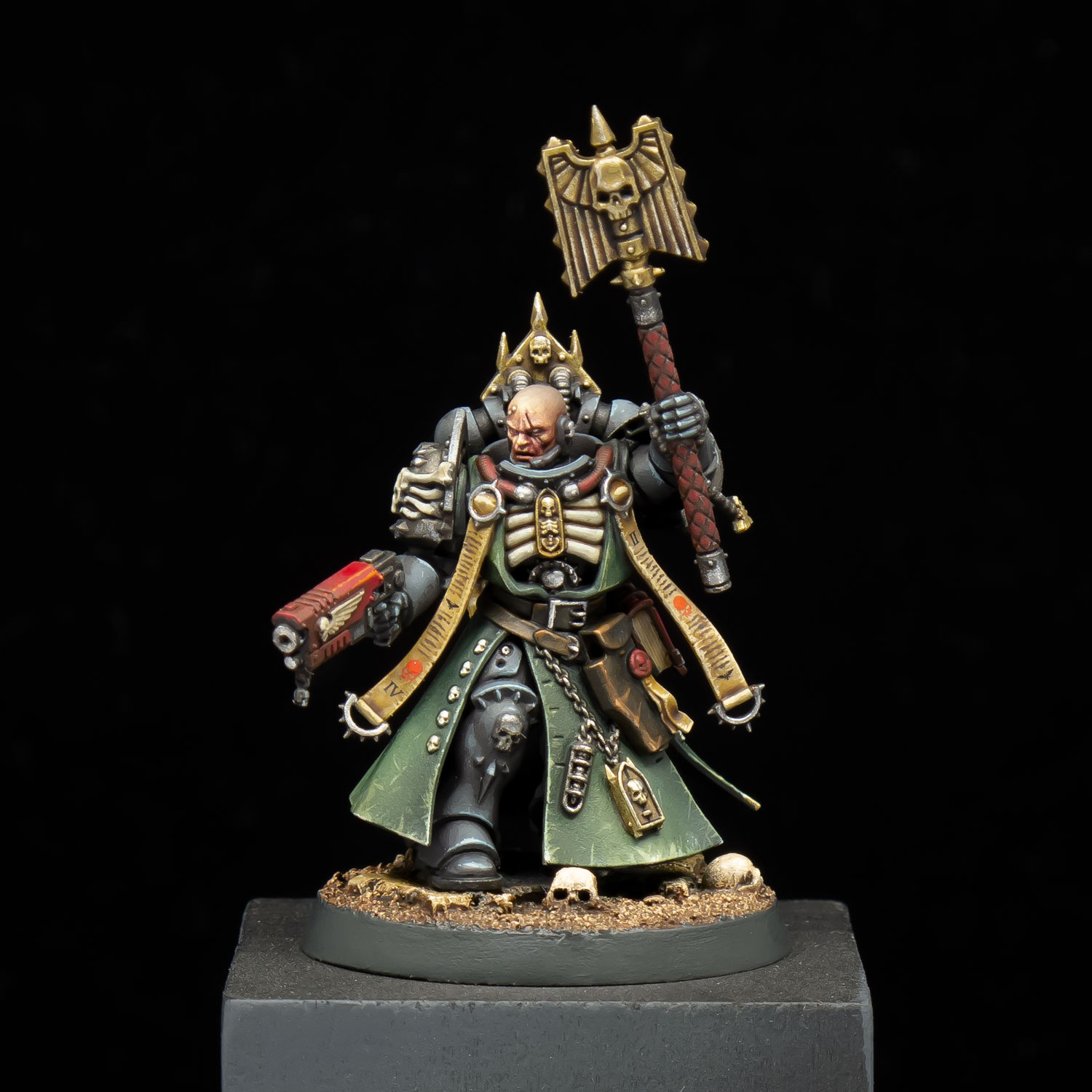 Raptors Primaris Chaplain