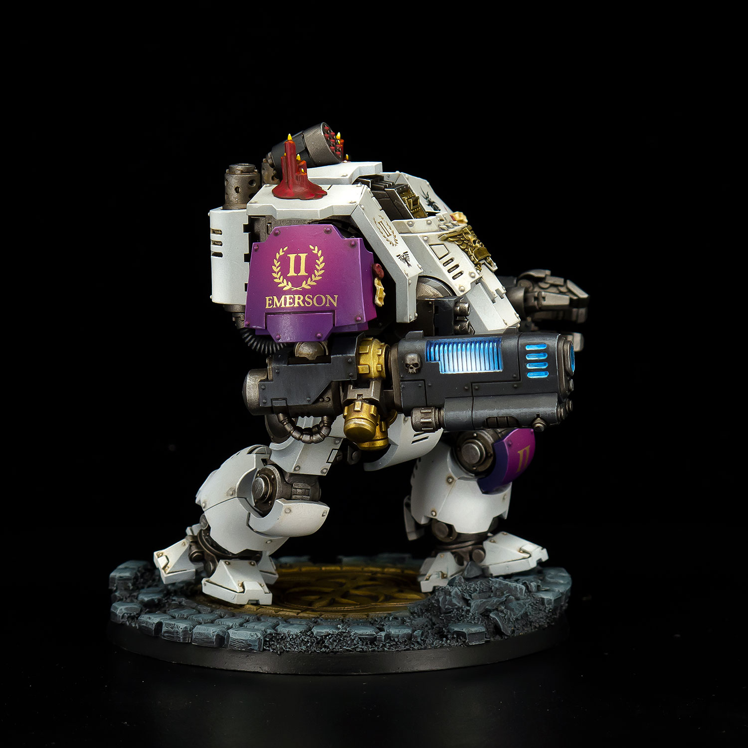 Sons of the Phonex Redemptor Dreadnought