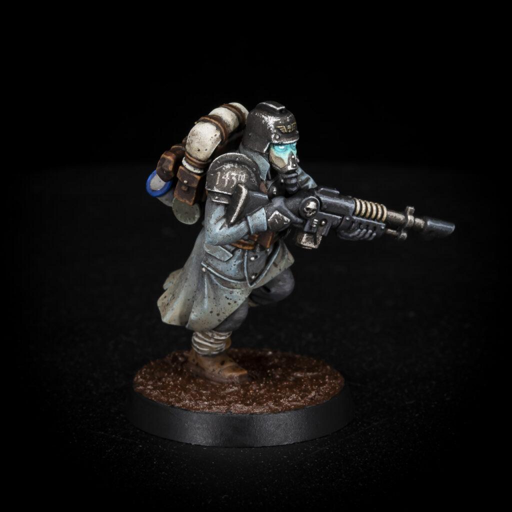The Mighty Brush Death Korps of Krieg