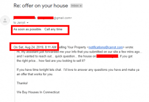 2019-08-24 12_51_34-Re_ offer on your house - jerryll@webuyhousesinconnecticut.com - Noorden Estates