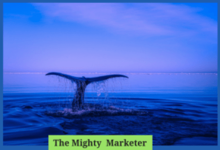 Whales, anchor clients, make freelance success easier