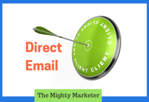 Direct email helps freelancers succeed