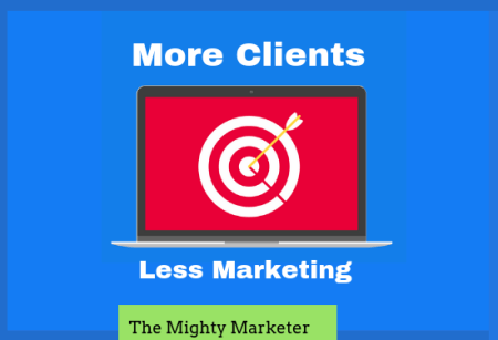 Freelancers who have professional websites attract high-paying clients with less marketing