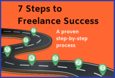 7 steps to freelance success