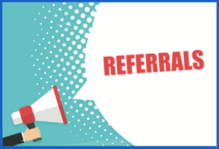referrals are an easy way to achieve freelance success