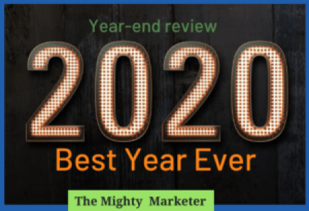 Year-end review for freelance success